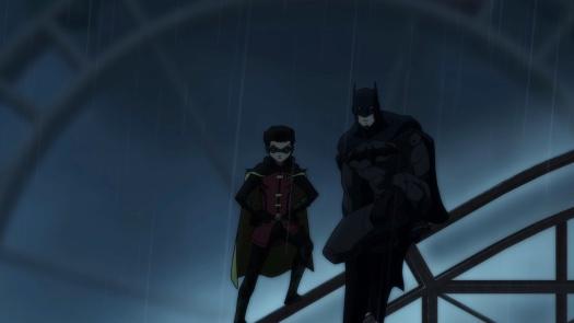 Batman & Robin-Going In!