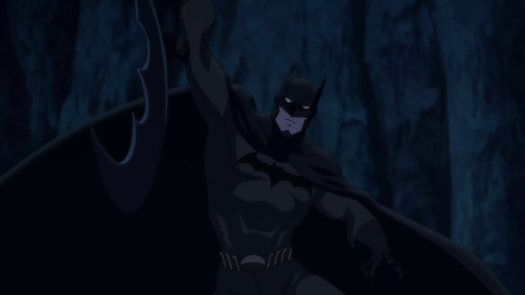 Batman-Saving My Son!
