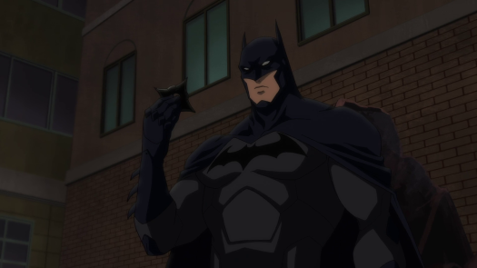 Batman-Shuriken Discovery! (2)