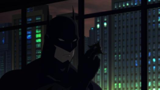 Batman-Shuriken Discovery!