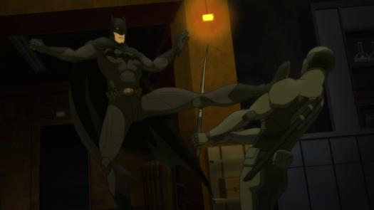 Batman-So Much For Stealth!