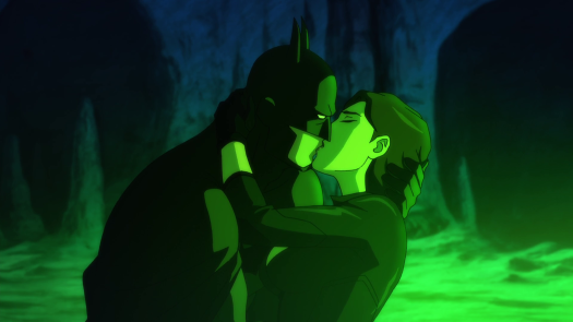 Batman & Talia-A Most Interesting Kind Of Love!