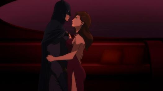 Batman & Talia-Remembering The Fateful Evening!