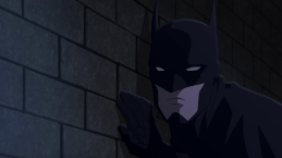 Batman-There's A Cell Door Here!