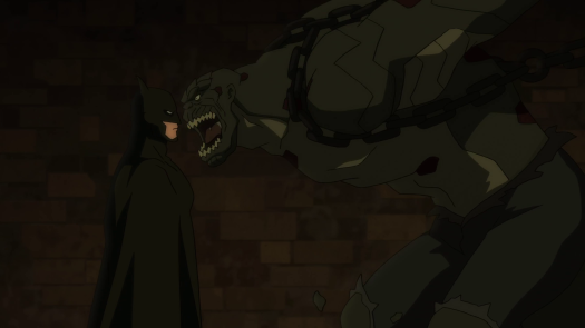 Batman-You Don't Scare Me, Croc!