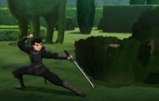 Damian-No Need For A Gardener!