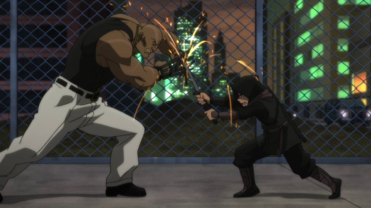 Damian-Street Fighting Ubu!
