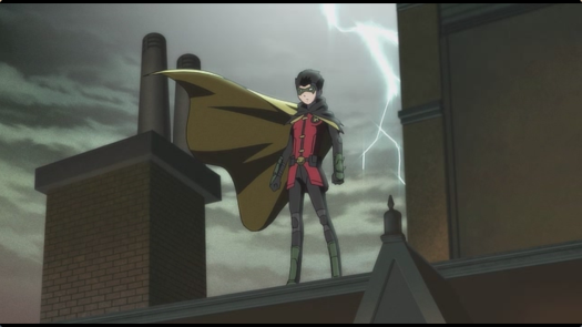 Damian-The Fifth Robin!