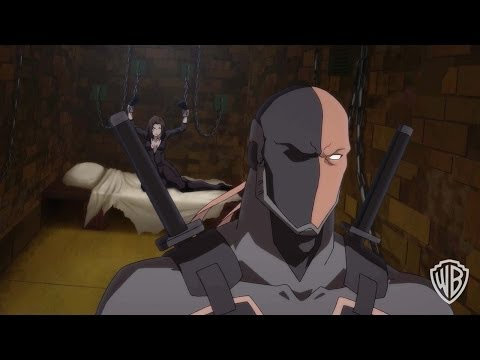 Deathstroke-Let Them Come, Talia!
