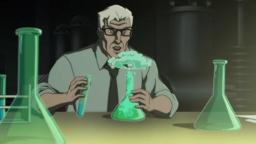 Dr. Kirk Langstrom-Former Man-Bat & Future Slave! (2)