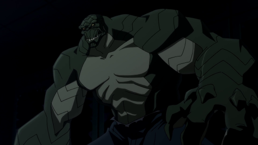Killer Croc-The First Throwdown! (2)