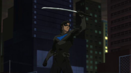 Nightwing-No Killing Tonight, Kid!