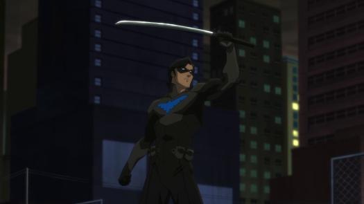 Nightwing-No Killing Tonight, Kid!