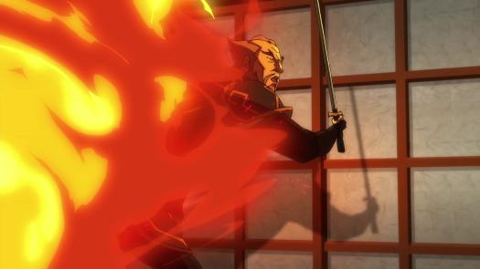 Ra's Al Ghul-Your Firey Tomb Awaits!