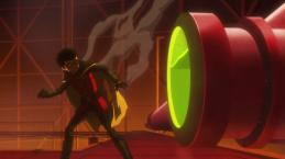 Robin-An Idea That Scoulds Him!