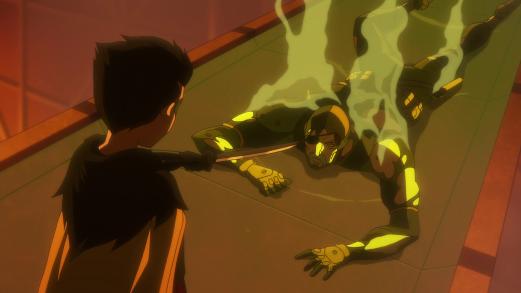 Robin-I Shall Not Kill!