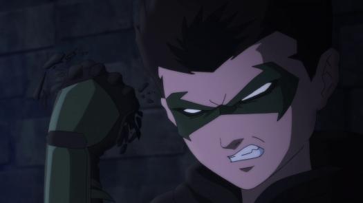Robin-Let's Dance, Deathstroke!