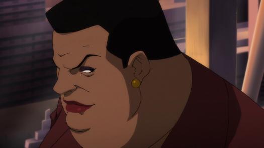 Amanda Waller-You've Got Nothing On Me, Batman!