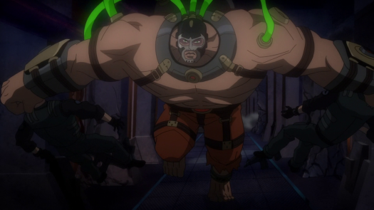 Bane-Here Comes Raw Power!