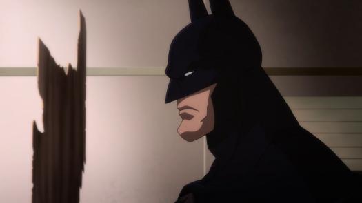 Batman-Confronting Waller!