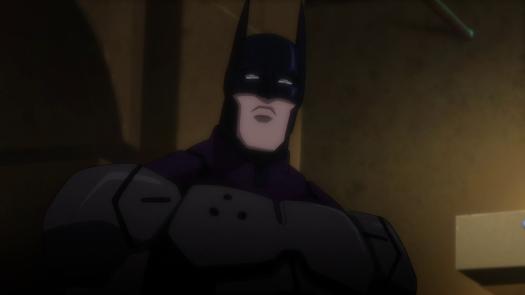 Batman-Master Of Disguise!