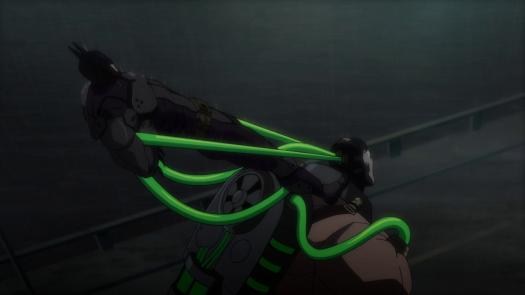 Batman-Pulling Bane's Plug!