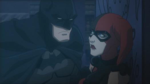 Batman-Talk, Harley!