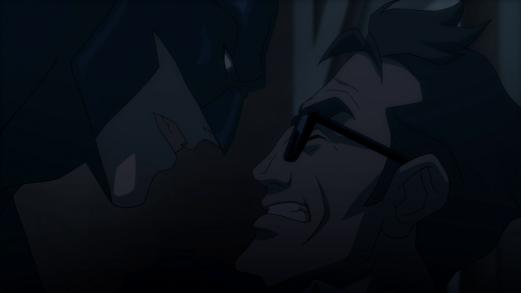 Batman-Where Did Joker Hide It, Riddler!