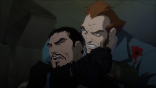 Captain Boomerang & Deadshot-The Tension Has Climaxed!