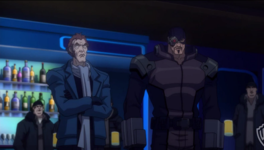 Captain Boomerang & Deadshot-The Tension Is Planted!