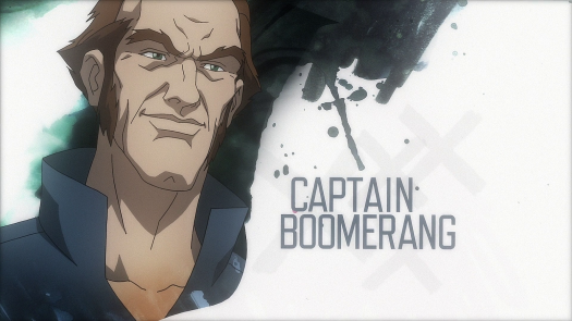 Captain Boomerang-Welcome To The Suicide Squad!
