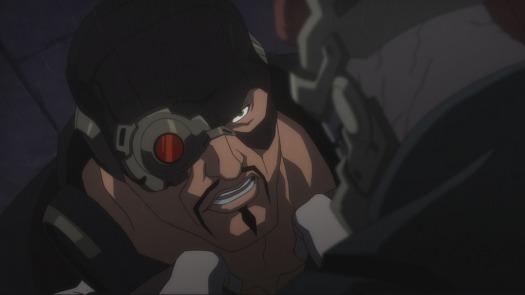 Deadshot-NEVER Do That Again, King Shark!
