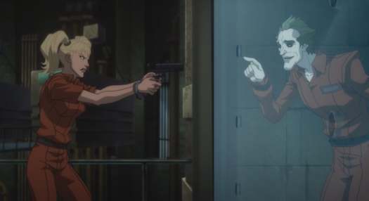 Harley Quinn-Confronting A Former Flame!
