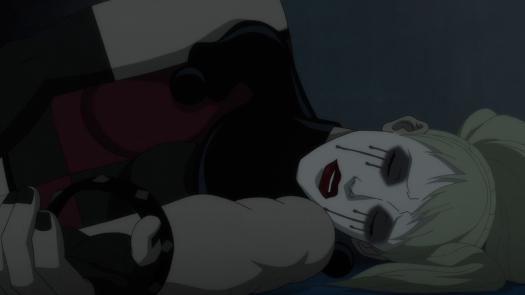Harley Quinn-Defeated!