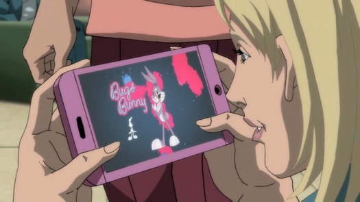 Harley Quinn-Loving The New Looney Tunes Show!