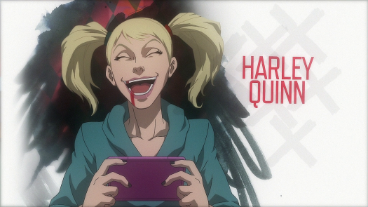Harley Quinn-Welcome To The Suicide Squad!