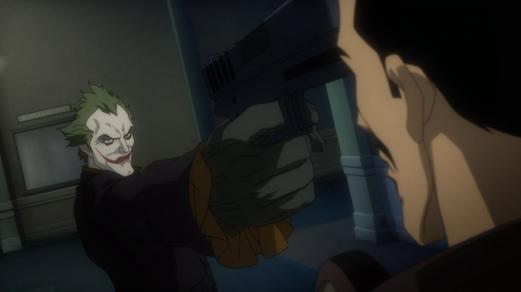Joker-A Killshot On Deadshot!