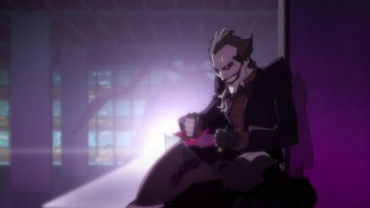 Joker-Giving Deadshot The Point!