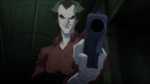 Joker-Let The Insanity Rage!