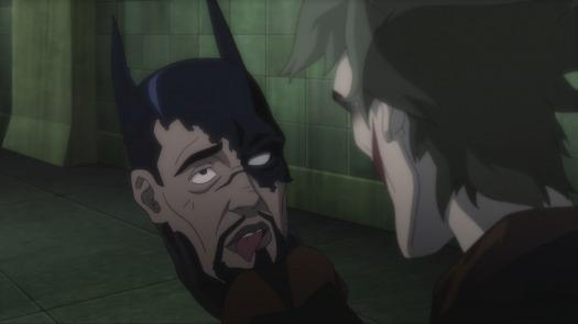 Joker-You're Not Batman!