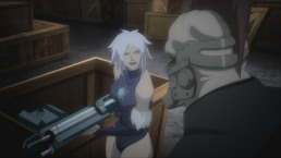 Killer Frost-A Ice-Tastic Connection With K.S.!