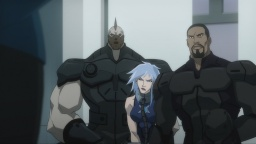 King Shark, Killer Frost & Black Spider-New To This!