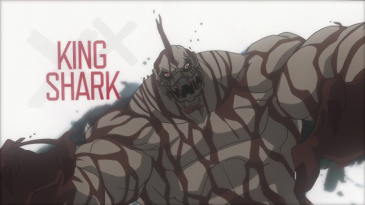 King Shark-Welcome To The Suicide Squad!