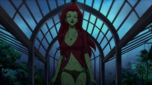 Poison Ivy-Time To Build My Own Army!