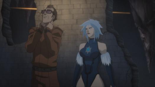 Riddler & Killer Frost-So Close, Yet So Far Away!