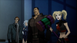 Suicide Squad-Caught By The Clown Prince Of Crime!