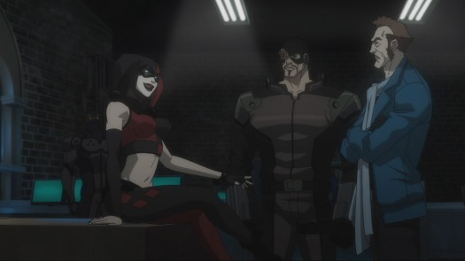 Suicide Squad-How To Get Two Annoying Parties Off Our Tails!