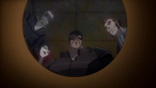 Suicide Squad-It's Empty!