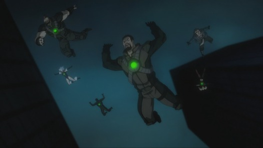 Suicide Squad-Mission START!