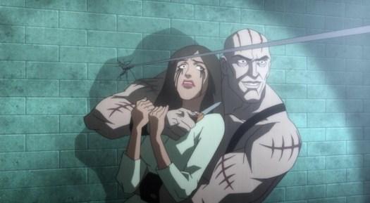 Zsasz-A Short Attempt On Lady-Killing!